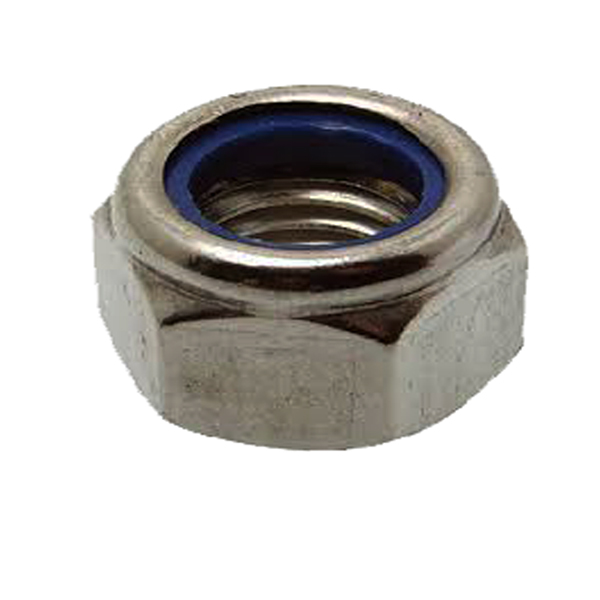 TUERCA DIN 985 INOX M-12