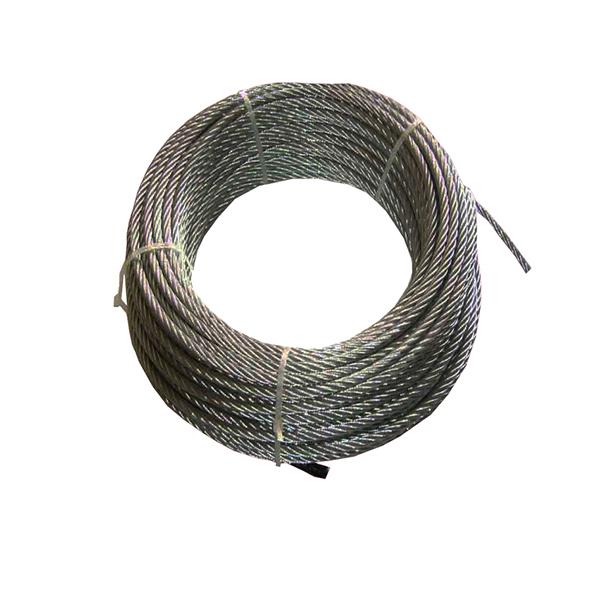 CABLE ACERO GALVANIZADO 4 mm (ATADO 10 m)